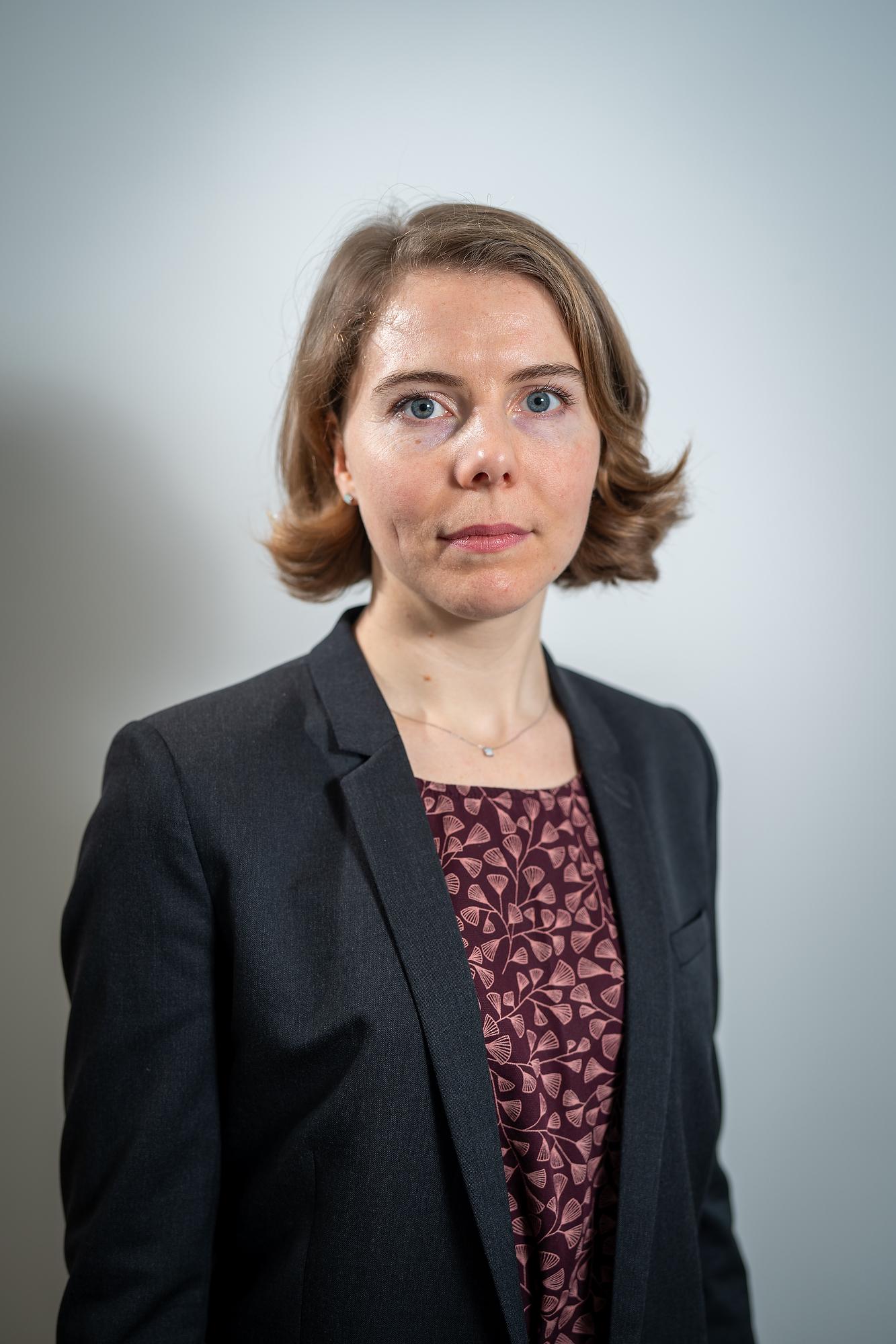 Naomi Trewinnard