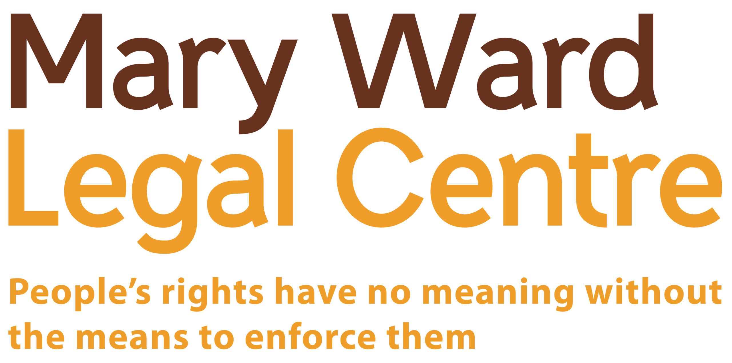 Mary Ward Legal Centre